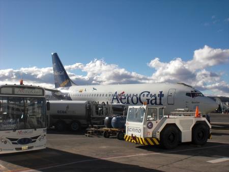 Aerogal Flugzeug